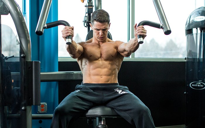 胸の筋肉の働き