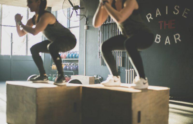 太ももの筋肉(大腿四頭筋)の筋トレ方法