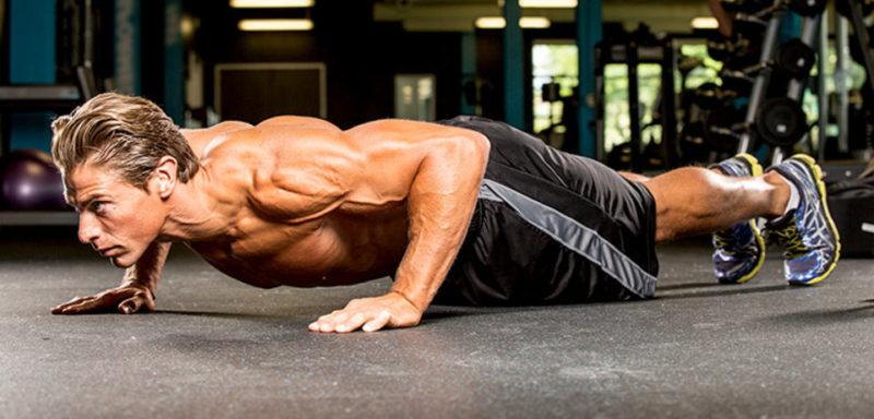 胸の筋肉の特徴その①フルレンジで大きく動作する