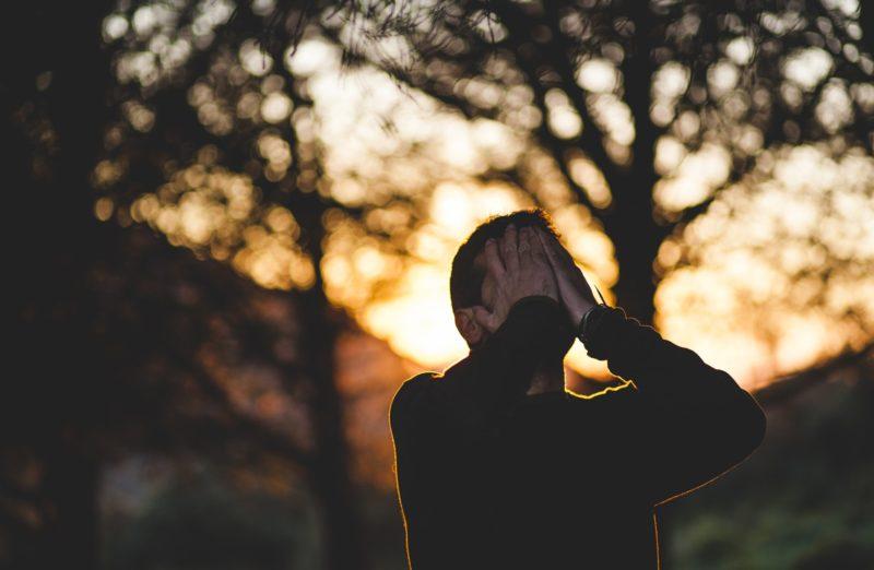 朝にランニングを行う効果④ストレス解消
