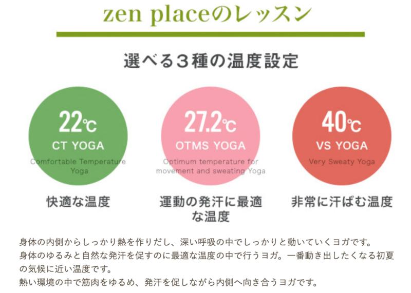 大阪周辺おすすめヨガ・ホットヨガスタジオ③zen placeヨガプラス