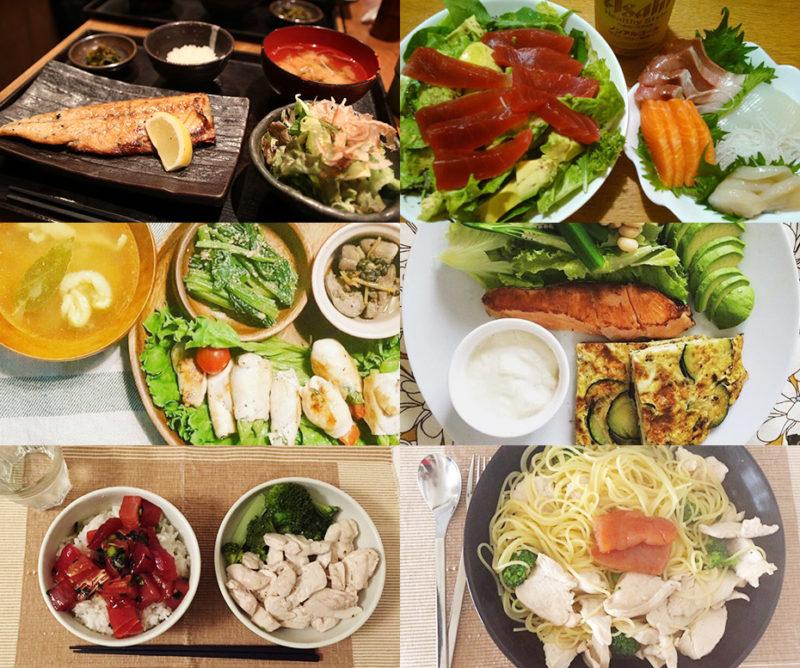 低糖質ダイエットのメリット②糖質以外ある程度好きなものが食べられる