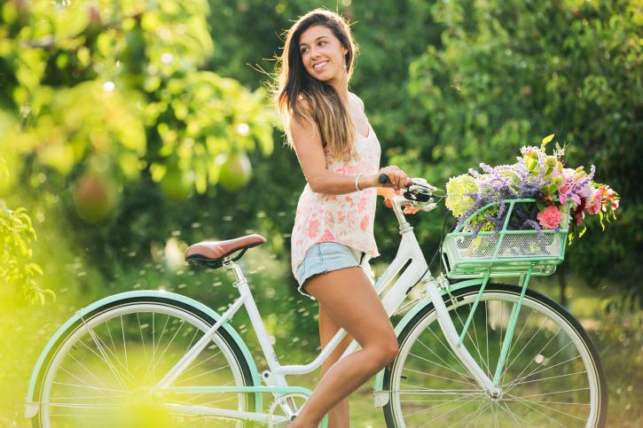 自転車ダイエットのメリット