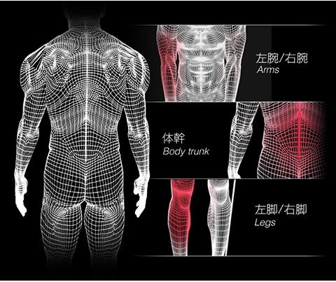筋肉量の正しい計測方法について